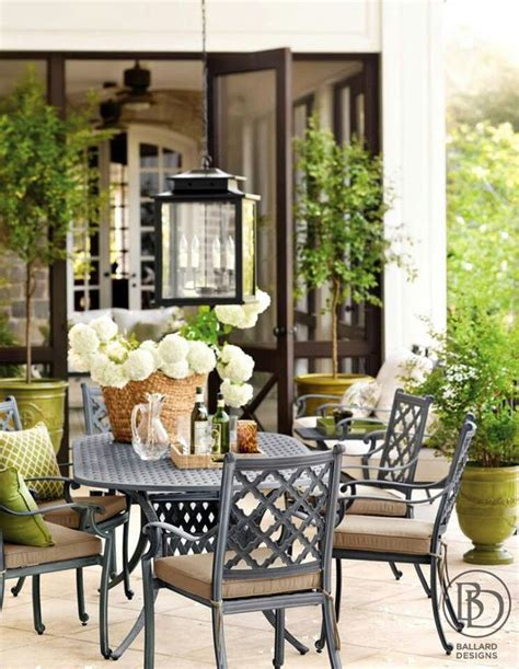 ballard designs patio furniture ballard designs furniture woodworking projects plans