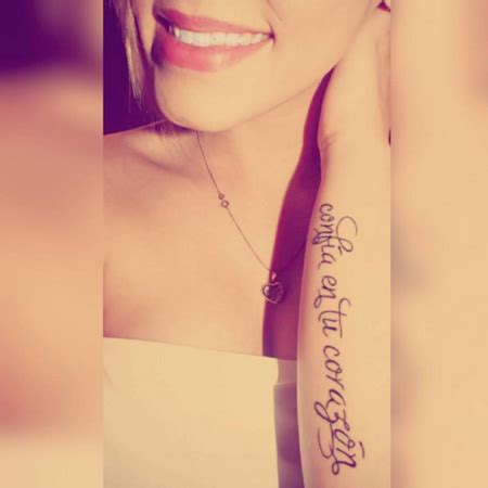 tattoo in spanish 20 quote tattoos that will inspire you to get your