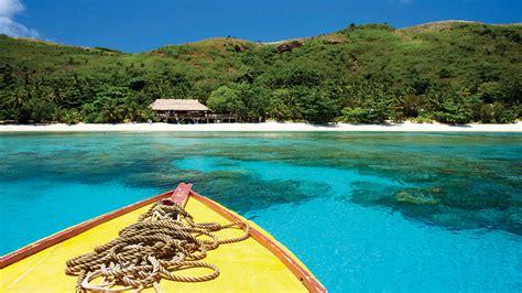 boat transport fiji yasawa islands travel to paradise in fiji with kilroy