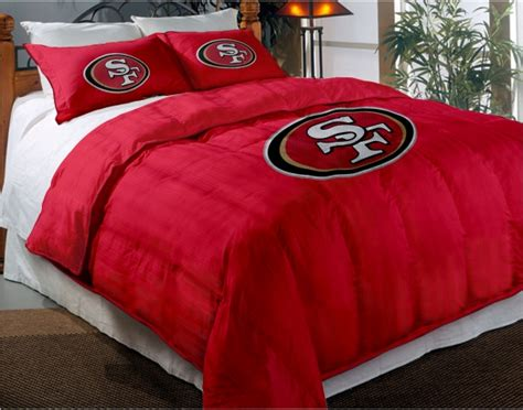 san francisco 49ers nfl twin chenille embroidered