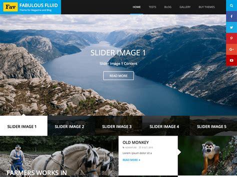 fluid layout wordpress theme theme directory free wordpress themes