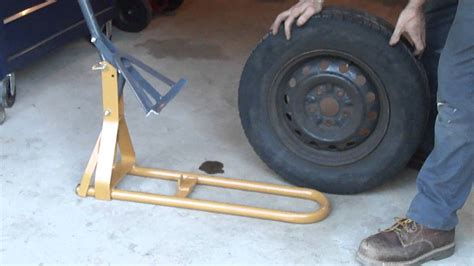how to make a tire bead breaker ken tool 35998 bead breaker