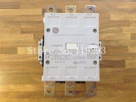 aliexpress ge sa ge general ck85ba300 contactor 220v ck85ba311n in