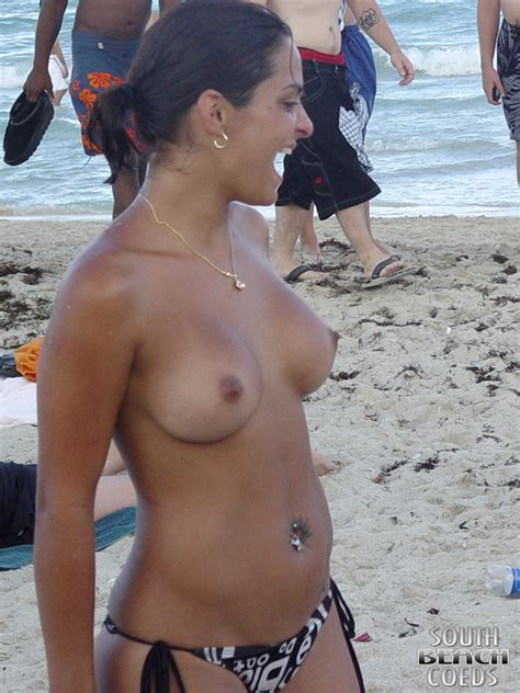 Wild Xxx Hardcore South Beach Coeds Topless
