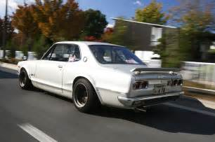 Nissan 2000gt R 1971 Nissan Skyline 2000 Gt R Rear Three Quarters In