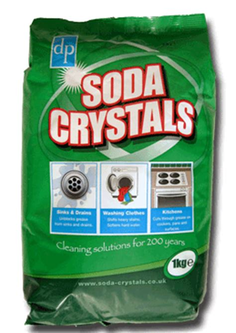 Detergent Bubuk 1kg Toppas soda crystals
