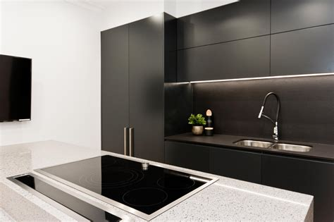 clark and son cabinets reviews dulux domino polyurethane cabinets black kitchen design