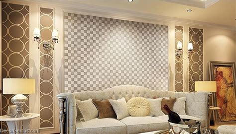 living room wall tiles decorgenius white grey leather wall tile living room decor