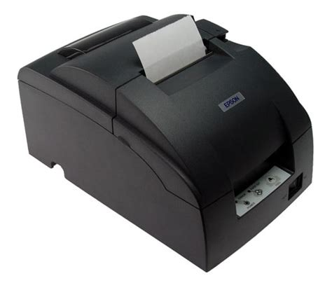 epson tm u220 impact thermal ticket printer details