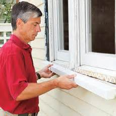 Prefab Window Sills How To Repair A Rotted Windowsill This House