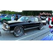 Black Box Chevy Caprice Brougham LS On 28 DUB Azzmacka