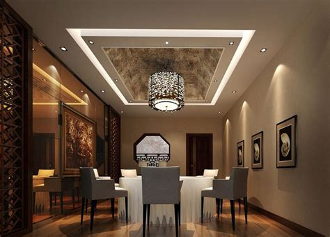 modern ceiling designs for dining room modern gypsum