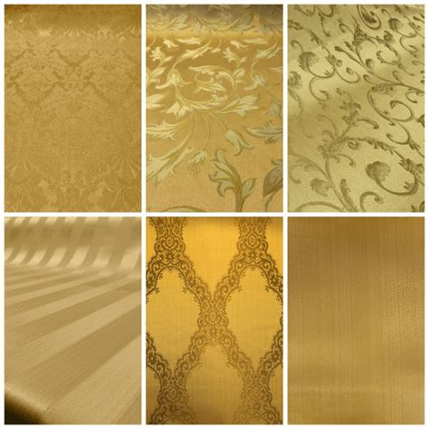 gold gold jacquard damask print fabric  wide yard fabric wholesale direct