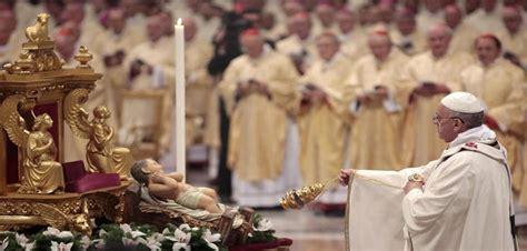 jadwal misa malam natal dan tahun baru di vatikan