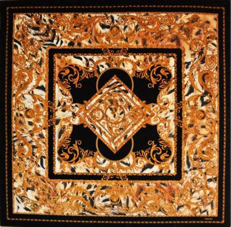 Medusa A Tiger By The versace fabric et flair furniture inc
