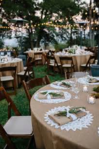 Wedding Tables Ideas 45 Chic Rustic Burlap Lace Wedding Ideas And Inspiration Tulle Chantilly Wedding