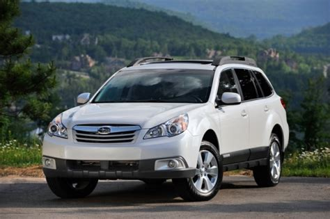 subaru family car top ten family cars for 2010 car maintenance and car