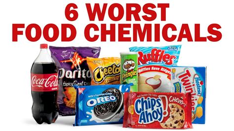Worst To Detox From by What You Re Really 6 Worst Food Chemicals Health