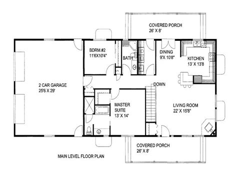 1500 sq ft floor plans 1500 square foot house plans 2 bedroom 1300 square foot
