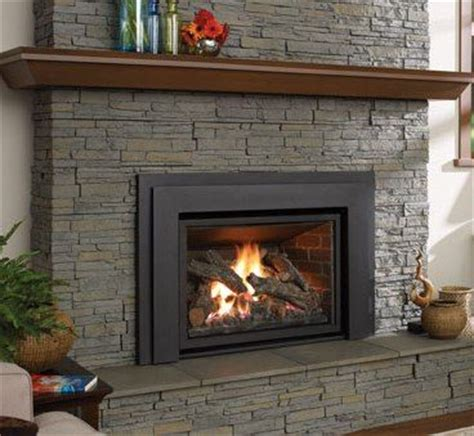best 25 gas fireplace inserts ideas on
