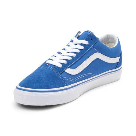 Oldskool Blue vans skool skate shoe imperial blue 497025