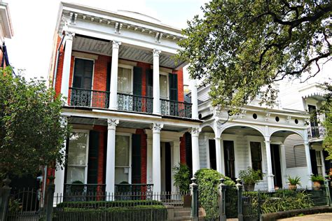 Garden District New Orleans Real Estate by Lower Garden District A New Orleans Neighborhood