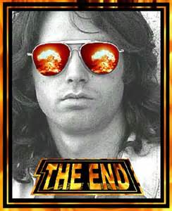 osprey jim morrison and the doors the end