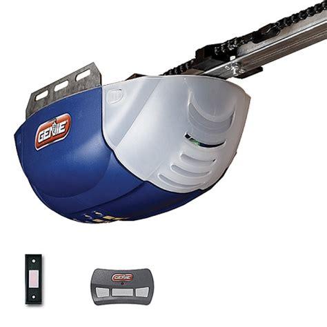 Reliag 600 1024 Genie 1 2hp Chain Or Belt Drive Opener Genie 1024 Garage Door Opener