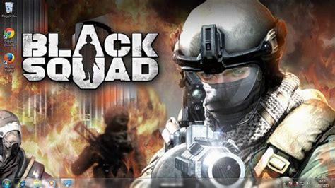 black squad black squad theme for windows 7 8 and 8 1 save themes