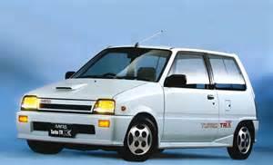 Daihatsu Turbo Daihatsu Mira Turbo Tr Xx L70v 10 1985 08 1987