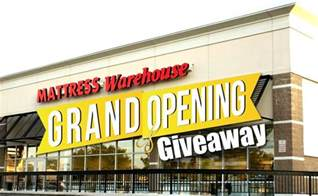 mattress warehouse press center tagged quot grand opening