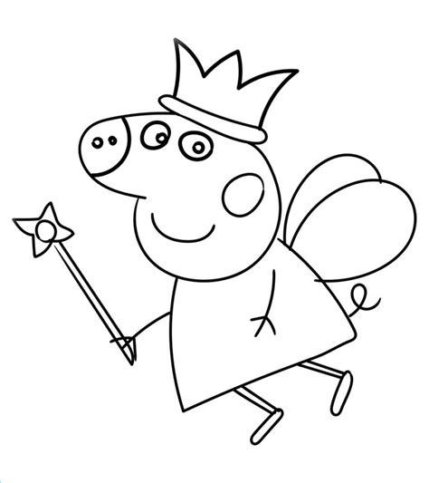 top   printable peppa pig coloring pages