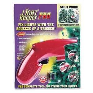 lightkeeper pro christmas light repair tool model 01203