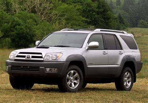 05 Toyota 4runner Toyota 4runner Sport 2003 05 Images