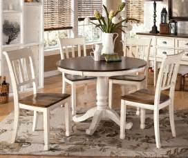 Simple dining set wooden round dining room tables small kitchen