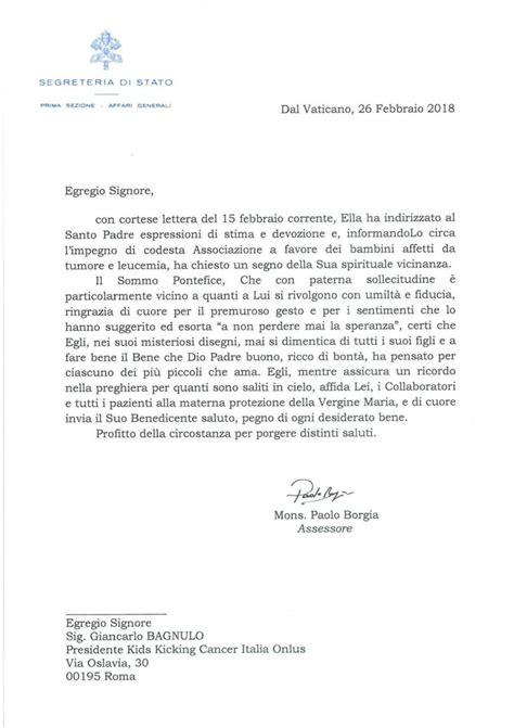 lettere al papa lettere al papa e al presidente mattarella kkc