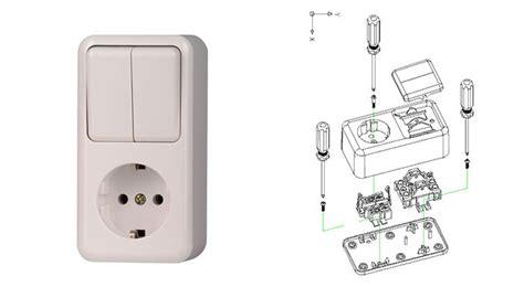 Saklar Stop Kontak jenis colokan listrik steker saklar stop kontak dan cara menggunakannya