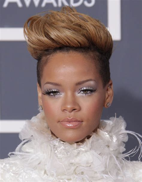 Rihanna Hairstyle by Rihanna Hairstyles Studio Design Gallery