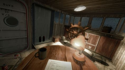Cabin On A Ship by Cabin Of A Ship Image Estranged Mod For Half 2 Mod Db
