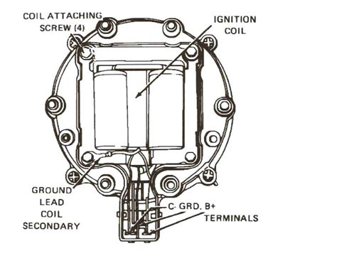 mallory 29440 ignition wiring diagram mallory dist wiring