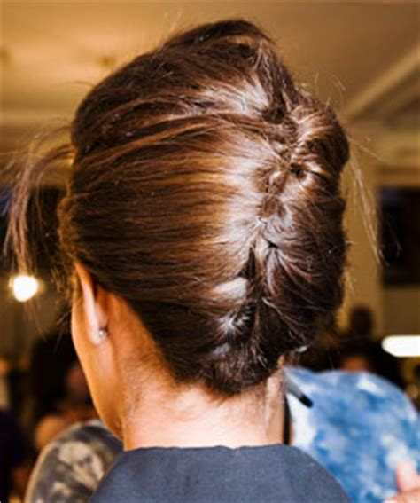 indian hairstyles french roll indian wedding season 4 hairstyles to try that would look