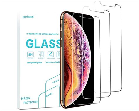 best iphone xs max tempered glass screen protectors in 2019