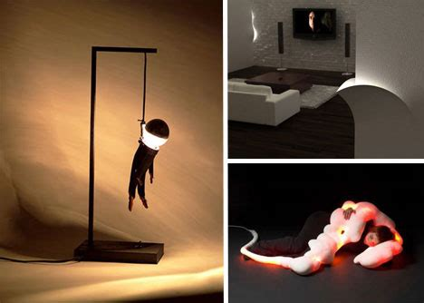 20 Unconventional Modern Lamps & Lighting Designs   Urbanist
