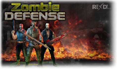 mod game rexdl zombie defense 11 8 apk mod for android