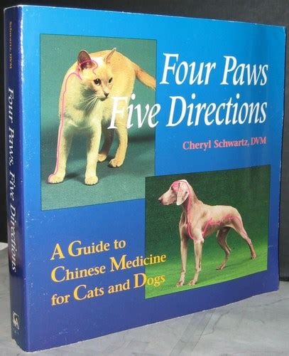 redemption has 4 paws books four paws five directions a guide to medicine