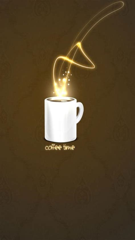 Coffee Wallpaper Iphone 5 | coffee time wallpapers for iphone 5