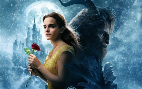 emma watson di film beauty and the beast emma watson beauty and the beast movie wallpaper high