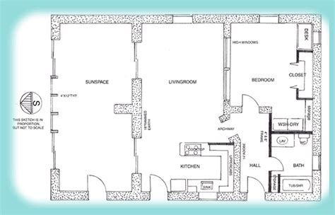 earth home floor plans rammed earth floor plans earth home plans ideas picture