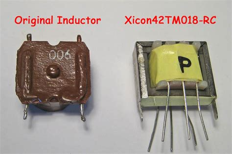 xicon inductors 3h inductor solution for acoustic 320 s 220 s unofficial acoustic corp forum