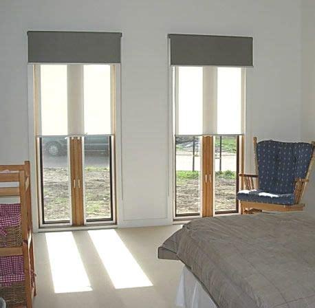 double window treatments best 25 double roller blinds ideas on pinterest roller